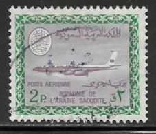 Saudi Arabia Scott # C89 Used Boeing 720B, 1968 - Saudi Arabia
