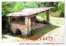 CPM - Moulin à Platre De La Gypière - CLAMENSANE 04 Alpes De Haute Provence - Edit. Philippe Bertone - Scans Recto-Verso - Artisanat