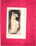 ILLUSTRATEUR  - CPA DOS SIMPLE - Portrait D'une Jeune Fille  - ARD1 - - Illustrateurs & Photographes