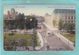 Small Post Card Of Bucuresti,Bucharest, Romania,V99. - Romania