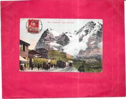 WENGERNALP - SUISSE - Eiger Und Monch - ARD1 - - BE Berne