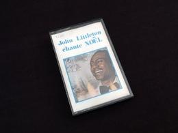Cassette Audio John Linttlelton Chante Noël - Cassettes Audio