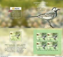 Latvia.2019.Europa CEPT.Birds.Booklet ** - Lettland