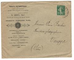 17902 - Courrier Commercial - 1877-1920: Période Semi Moderne
