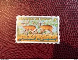DJIBOUTI 1 V Neuf YT 698 Antilopes Naines - Sellos