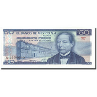 Billet, Mexique, 50 Pesos, 1978, 1978-07-05, KM:65c, SPL+ - México