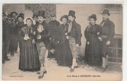 Une Noce à BESSANS ( Savoie)  Folklore, Costumes  - ( Collection Payot ) - France
