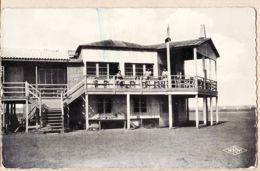 X11171  → Cliché Peu Commun GRUISSAN PLAGE Aude Colonie Vacances NEGUS 1955s Véritable Photo-Bromure MORINA N°15 - Autres Communes