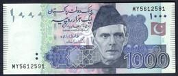 Pakistan - 1000 Rupees 2017 -p50i(2) - Pakistan