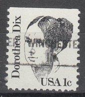 USA Precancel Vorausentwertung Preo, Locals Indiana, Winchester 841 - Etats-Unis