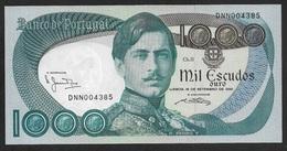Banknote, Portugal, 1000 Escudos, UNC (63) -  16 Setembro 1980 - Portugal