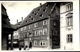 Photo Cp Erfurt In Thüringen, Gastwirtschaft Haus Vaterland - Sonstige