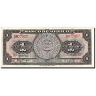 Billet, Mexique, 1 Peso, 1970, 1970-07-22, KM:59l, TTB+ - Mexico