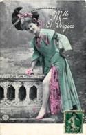 France - Artiste - Mlle A. Dorgère - Théâtre