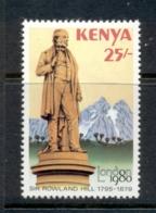 Kenya 1979 Sir Rowland Hill Death Centenary, London '80 MUH - Kenya (1963-...)