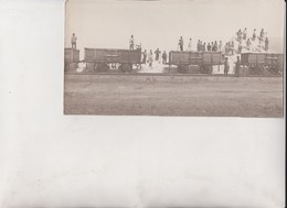 RAILWAY COLONIAS  22*12CM Fonds Victor FORBIN 1864-1947 - Trenes