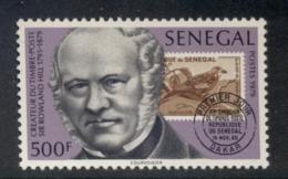 Senegal 1979 Sir Rowland Hill Death Centenary MUH - Senegal (1960-...)