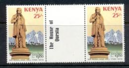 Kenya 1979 Sir Rowland Hill Death Centenary, London '80 Gutter PrMUH - Kenya (1963-...)