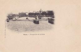 PARIS - Perspective De La Seine - Die Seine Und Ihre Ufer