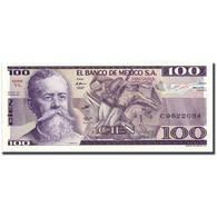 Billet, Mexique, 100 Pesos, 1982, 1982-03-25, KM:74c, SPL+ - México