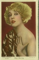 CHOCOLATE TALMONE - MAE MURRAY - ACTRESS - METRO GOLDWYN MAYER  - ADVERTISING POSTCARD 1920s - EDIT G.B. FALCI  (BG371) - Werbepostkarten