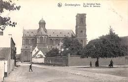 Grimberghen Grimbergen - St Servatius' Kerk (animatie, Eglise St Servais, Uit. A. Rassaert-de Bondt) - Grimbergen