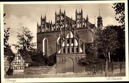 Cp Gdańsk Danzig, St. Trinitatis - Danzig