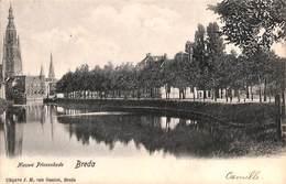 Breda - Nieuwe Prinsenkade (Uitg. J M Van Gaalen) - Breda