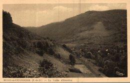 63 BESSE-EN-CHANDESSE  LA VALLEE D'OURSIERE - France