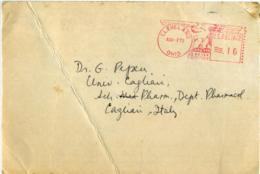 CLEVELAND  OH  EMA - Storia Postale