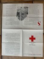 Croix Rouge Française / Comité De Saint Nazaire Montoir  / Conditions De Vie Guerre 1940/45 - Documents Historiques