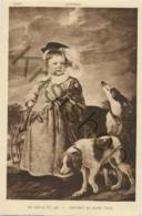 Van DYCK Et FYT, Jan - Portrait De Jeune Fille  [2A-2.566 - Paintings
