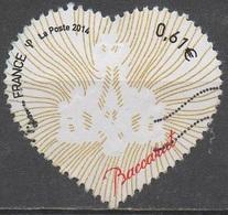 FRANCE  2014__N° 4832  __OBL VOIR SCAN - Used Stamps