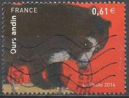 FRANCE  2014__N° 4844 __OBL VOIR SCAN - Oblitérés