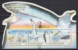 Pitcairn Islands 2016 Birds Albatross OVPT SS MNH - Sonstige