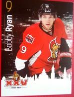 Ottawa Senators Bobby Ryan - Singles