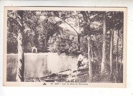 Sp- 05 - GAP - Lac Du Bois De Charance - Homme - Barques - Gap