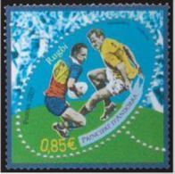 "Andorre YT 644 "" Coupe Du Monde De Rugby "" 2007 Neuf** - Nuovi"