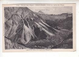 Sp- 05 - CERVIERES - Pris De L'Alpe - Cachet Du Refuge Du Col De L'Izoard - France