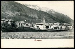 Samaden, Samedan, Um 1905, Maoloja, - GR Grisons