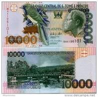 SAINT THOMAS & PRINCE       10,000 Dobras       P-66d       31.12.2013       UNC  [ 10000 ] - San Tomé E Principe