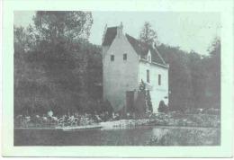 LEUVEN-OUD-HEVERLEE-ZOETE WATER-BOSWACHTERSHUIS- LA MONTAGNE-TERRAS-SPEELTUIN-OPROEPINGSKAART-V.V.V.-LEUVEN-ZIE 2 SCANS - Oud-Heverlee