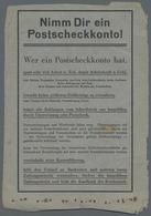 Deutsches Reich - Besonderheiten: 1944/45 Posteinlieferungsbuch Für Nachnahmen Und Pakete Von Berlin - Duitsland