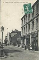 Le Touquet - Paris Plage - Un Coin De La Rue St Jean - Le Touquet