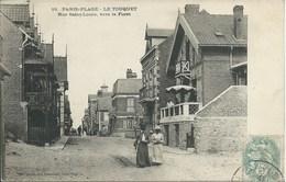 Le Touquet - Paris Plage - Rue Saint Louis, Vers La Forêt - Le Touquet