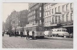 Tram 15 Brussel. Photo, Geen Postkaart. - Brussel (Stad)