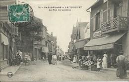 Le Touquet - Paris Plage - La Rue De Londres - Le Touquet