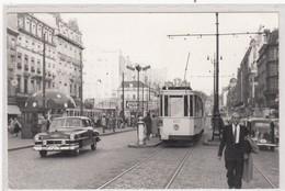 Tram 13 Brussel. Photo, Geen Postkaart. - Brussel (Stad)