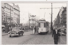 Tram 13 Brussel. Photo, Geen Postkaart. - Bruxelles-ville
