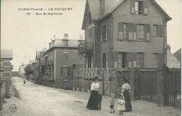 Le Touquet - Paris Plage - Rue Saint Alphonse - Le Touquet
